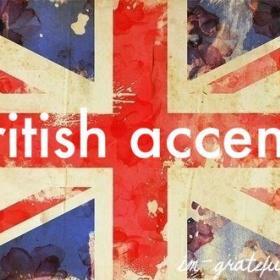 Виды английского акцента
