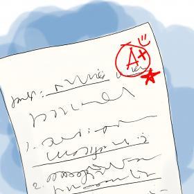 Программа A-level, подготовка к сдаче экзамена на сертификат A-level