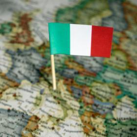 Красивый итальянский язык