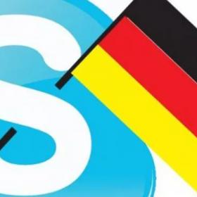 Немецкий язык по скайпу: изучение с носителем языка